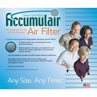 Filters-NOW  20x20x2 Totaline Carbon Air Cleaner Filters  Pack of 2