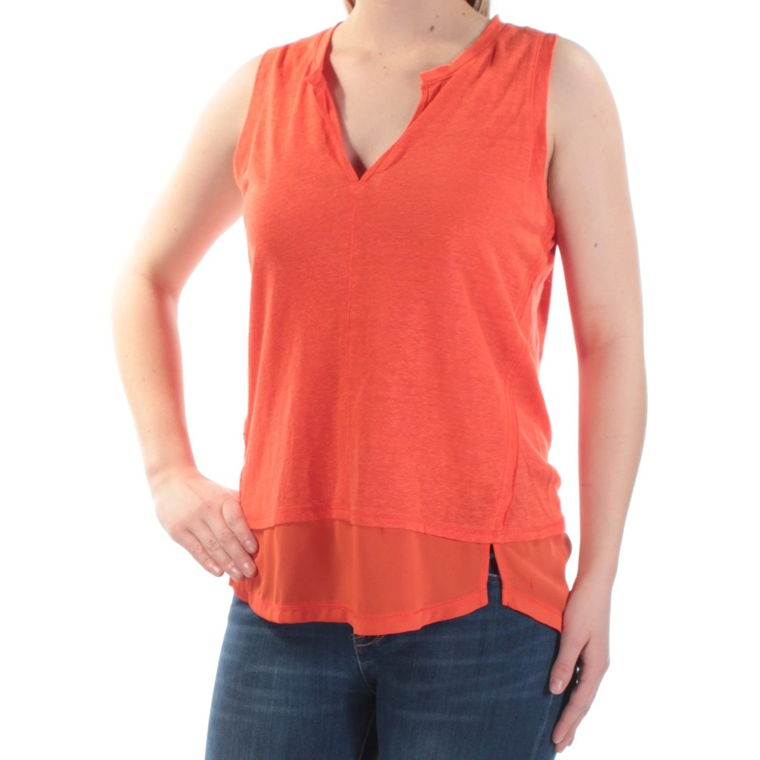 fbe0f05154e2 Linen Tops | Find Great Women's Clothing Deals Shopping at Overstock