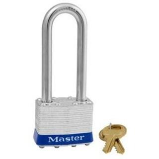 """Master Lock 1UPLJ Universal Pin Laminated Padlock, 1-3/4"""""""