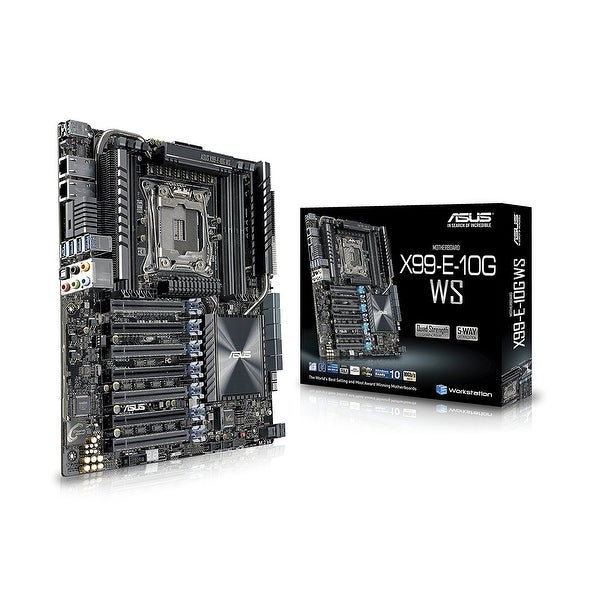 Asus - Motherboards - X99-E-10G Ws