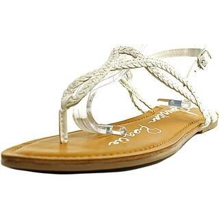 e4d78e05803 American Rag Womens Keira Open Toe Casual T-Strap Sandals