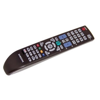 NEW OEM Samsung Remote Control Specifically For LN32D450G1DXZASP04, LN40D550K1FXZAAA07