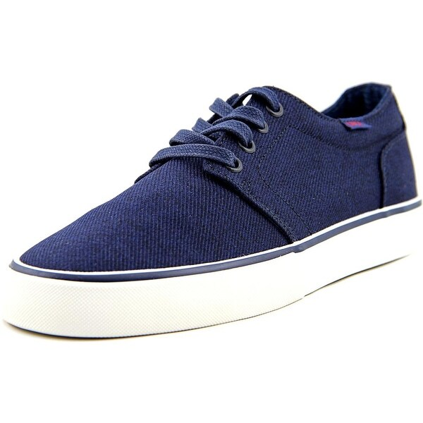 C1rca Drifter Youth Round Toe Canvas Blue Skate Shoe