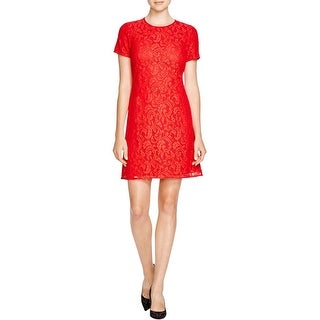 MICHAEL Michael Kors Womens Party Dress Lace Lined