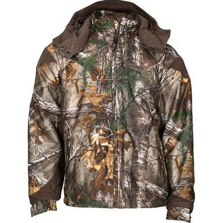 Rocky Outdoor Jacket Mens Prohunter Insulated Parka Lightweight