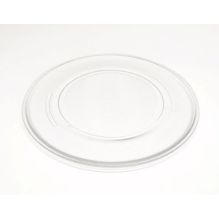 OEM Sharp Microwave Turntable Glass Tray Plate Shipped With R510BW, R-510BW