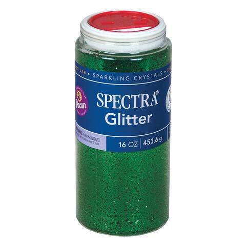Spectra (2 ea) glitter 1lb green 91760bn