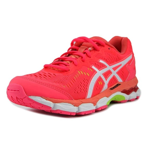 new style 1c31f 7b073 Shop Asics Gel-Kayano 23 GS Youth Round Toe Synthetic Pink ...