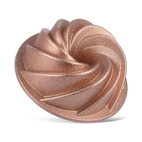 "DiscountWorld Hydra Modern Granite Designs 10"" Cake Molds"