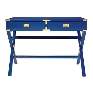 Link to Porch & Den Heike 42-inch Desk with Power Similar Items in Student Desks