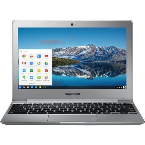 "Samsung ChromeBook XE500C12 Cel-2840 2GB 16GB 11.6"" (Refurbished)"