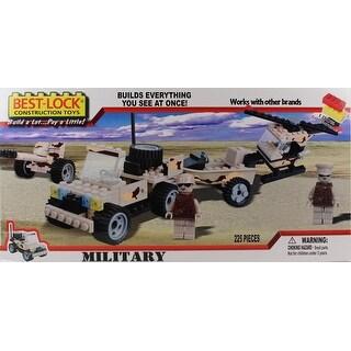 Best-lock Military Construction Building Block Set