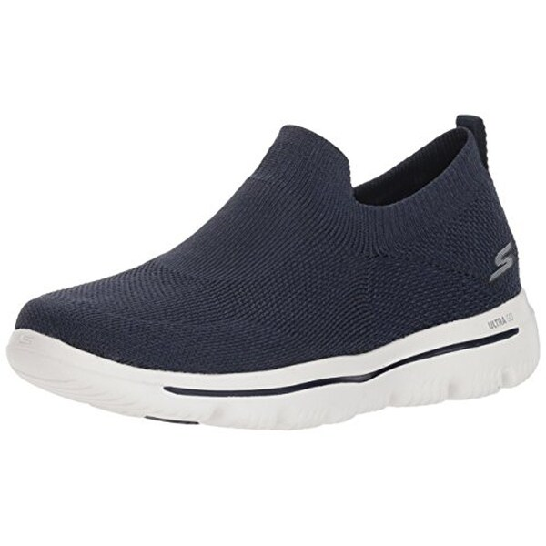 Skechers Performance Women's Go Walk Evolution Ultra Sneaker,NavyWhite