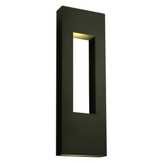 Hinkley Lighting 1639 3 Light Dark Sky ADA Compliant Outdoor Ambient Wall Sconce from the Atlantis Collection