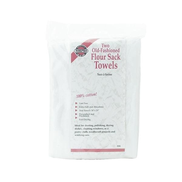 Norpro 2Pk Flour Sack Towels