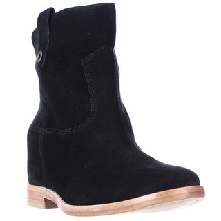 Cole Haan Zillie Ankle Pull On Booties - Black
