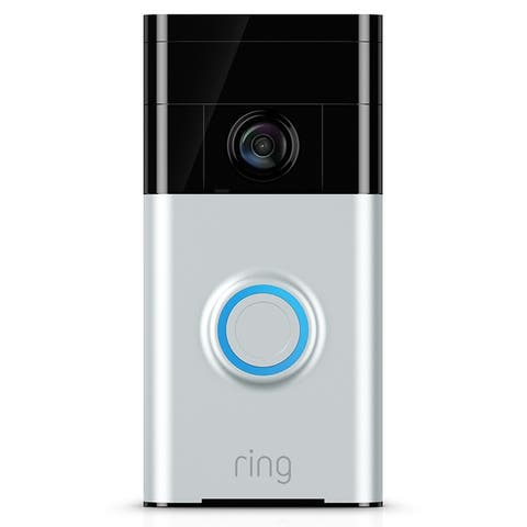 Ring Certified Refurbished Video Doorbell 1