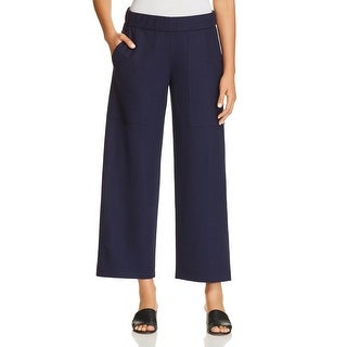 Link to Eileen Fisher Womens Casual Pants Wool Wide-Leg Similar Items in Pants