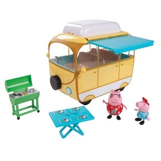 Peppa Pig Family Campervan Figure Play Set