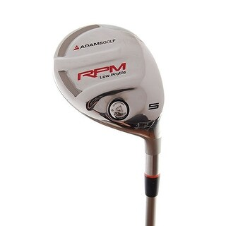 New Adams RPM Low Profile 5-Wood Aldila RPM Graphite Ladies RH +HC