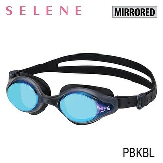 VIEW Swimming Gear V-820AMR Womens Selene Mirrored Goggle