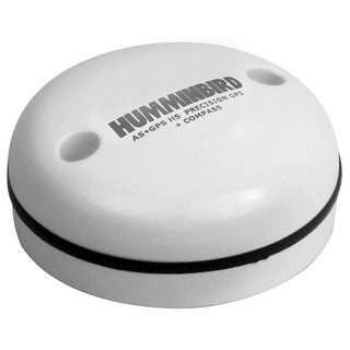 Humminbird AS GPS HS Precision GPS Antenna W/ Heading Sensor & 360 Imaging New