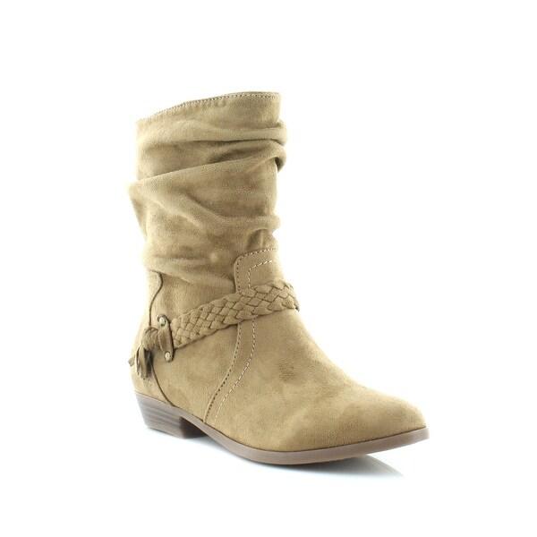 Indigo Rd. Jalena Women's Boots Medium Brown