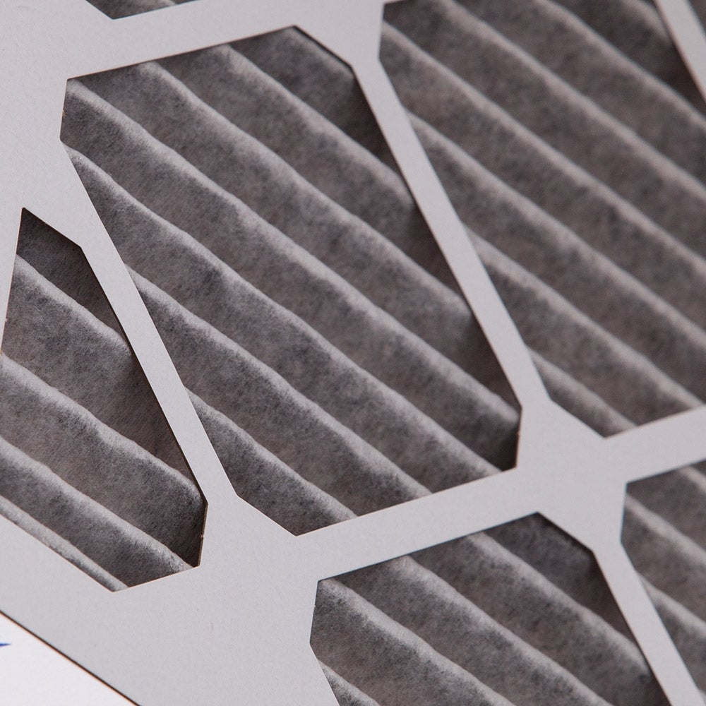 Nordic Pure 16x36x1ExactCustomM12+C-6 MERV 12 Carbon AC Furnace Filters 6 Piece