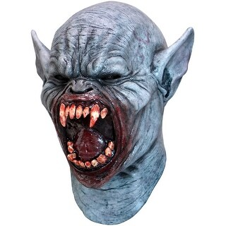 Adult Blood Vampire Horror Halloween Mask - standard - one size