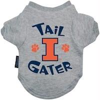 Illinois Fighting Illini Tail Gater Tee Shirt - Large