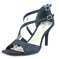 Alfani Cremena Women  Open-Toe Synthetic  Heels