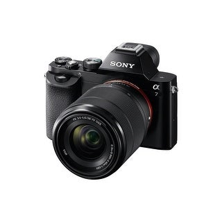 Sony a7K Full-Frame Mirrorless Digital Camera with 28-70mm Lens