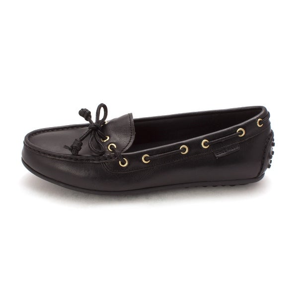 Cole Haan Womens Neeskesam Closed Toe Boat Shoes - 6