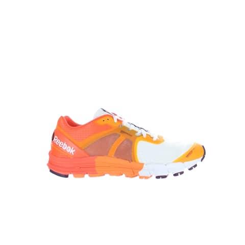Reebok Womens One Cushion 3.0 Orange Running Shoes Size 8