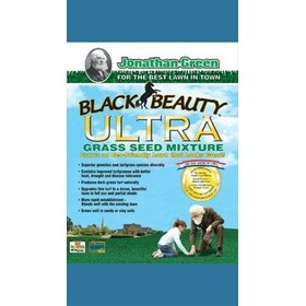 Jonathan Green Black Beauty 10321 Ultra Grass Seed, 3 lbs