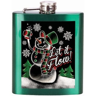 Spoontiques 15817 Let It Flow Flask