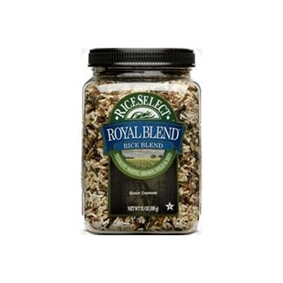 Rice Select - Royal Rice Blend ( 4 - 30 oz bottles)