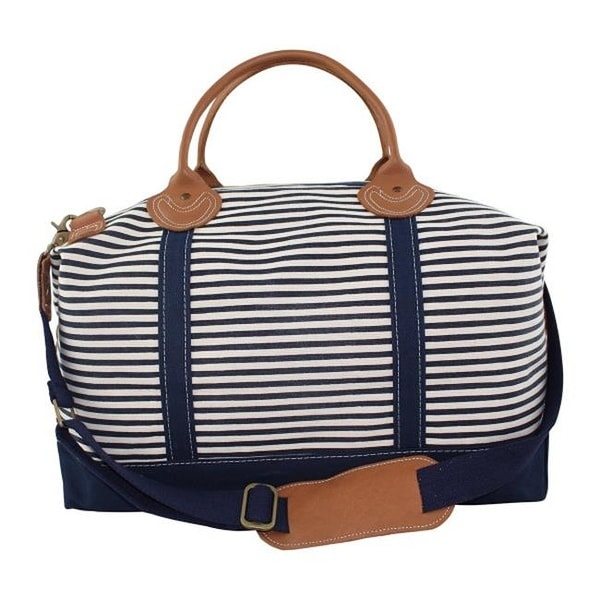 8321003b24 Shop CB Station 6334 Weekender Bag Stripes