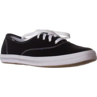 Keds Champion Original Sneakers, Black