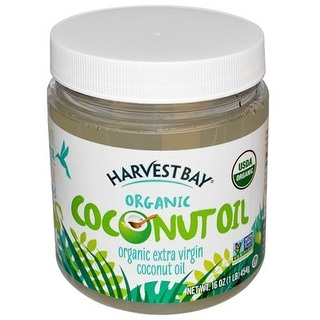 Organic Coconut Oil; Extra Virgin