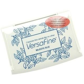 Versafine Pigment Ink Pad-Majestic Blue
