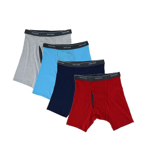 731d420ee Fruit of the Loom Men s Big and Tall Coolzone Boxer Brief Underwear (4 Pack)