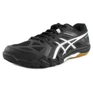 Asics Gel Court Control Women  Round Toe Synthetic Black Running Shoe