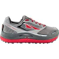Altra Footwear Men's Olympus 2.5 Trail Shoe Black/Red