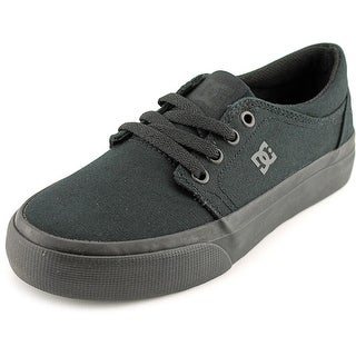 DC Shoes Trase TX Boy Black/Black/Black Athletic Shoes
