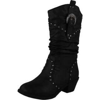 Karyn's Collection Womens Danella Cowboy Western Boots