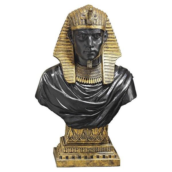 Design Toscano Egyptian King Rameses II Bust