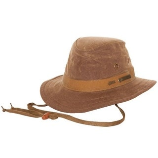 Outback Trading Hat Mens Tough Willis Oilskin WP Rugged Dry 1477