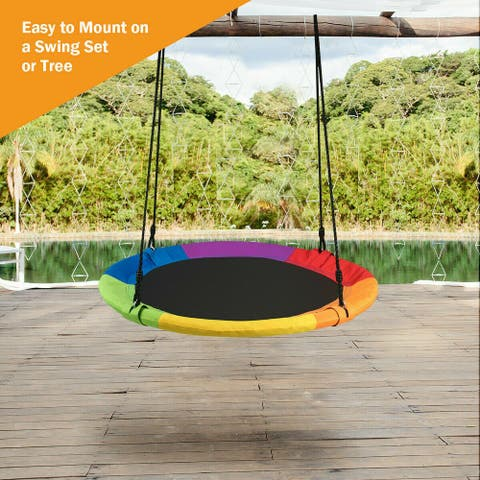 Round swing - 8' x 10'