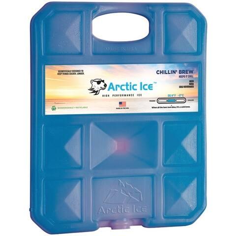 ARCTIC ICE 1211 Chillin' Brew Series Freezer Packs (5lbs)